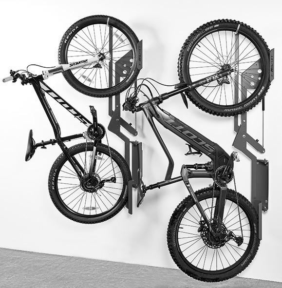 Fahrrad-Aufhängevorrichtung E-BIKE LIFT