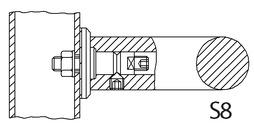 Montageset KWS S 8