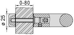 Montageset KWS S 1