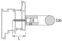 Montageset KWS S 26
