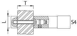 Montageset KWS S 4