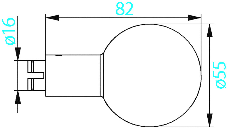 Türknöpfe AMF 430