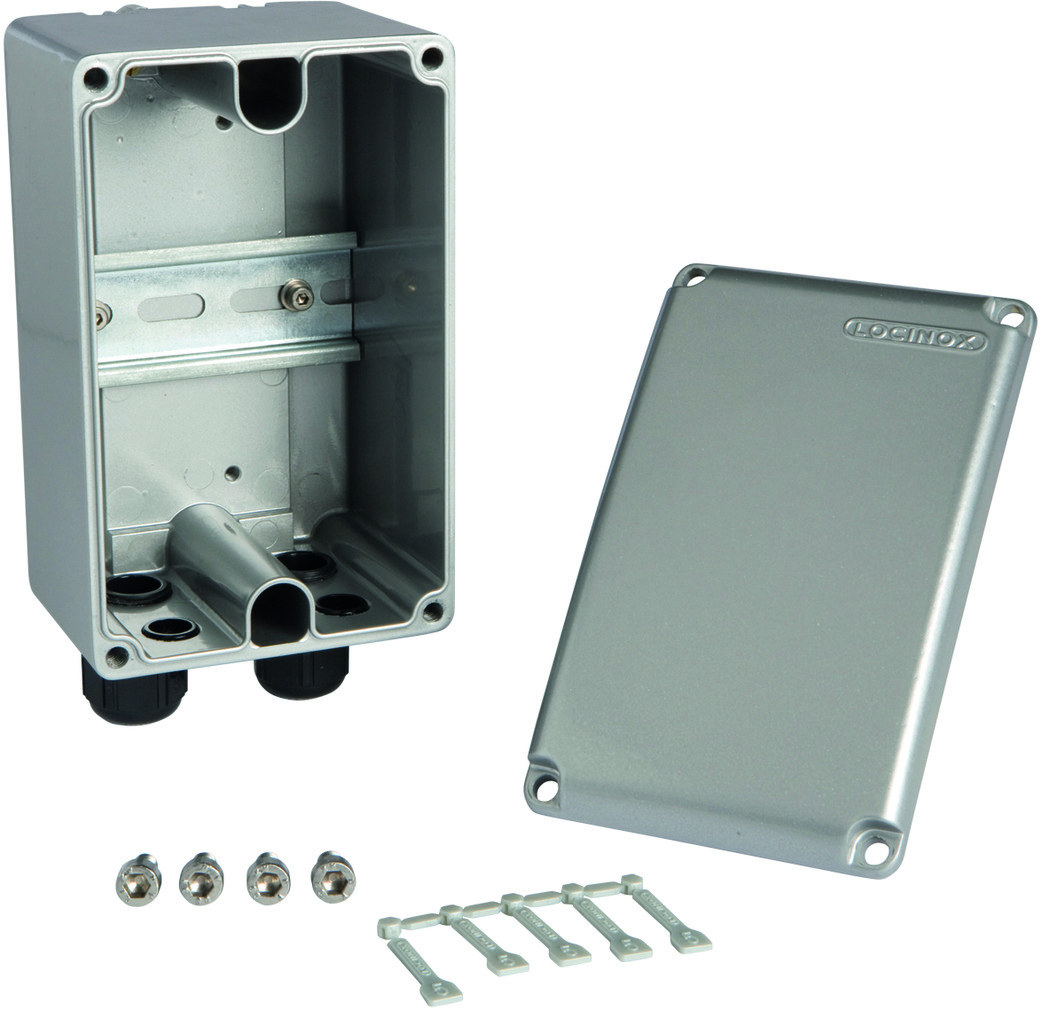 Trafogehäuse LOCINOX Powerbox PB-1