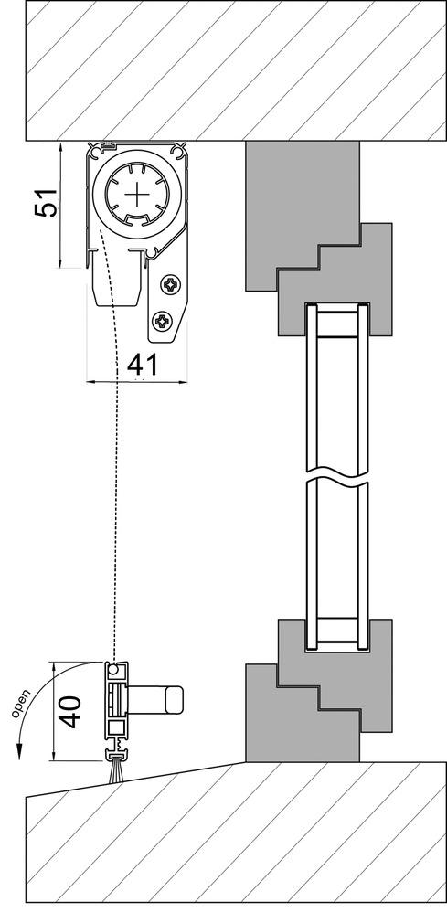 Insektenschutz-Rollos ROLLFIX 4151 FR