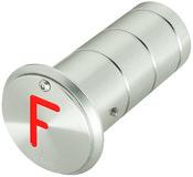 Schlüsseldepot MSL SAFOS mit rotem F