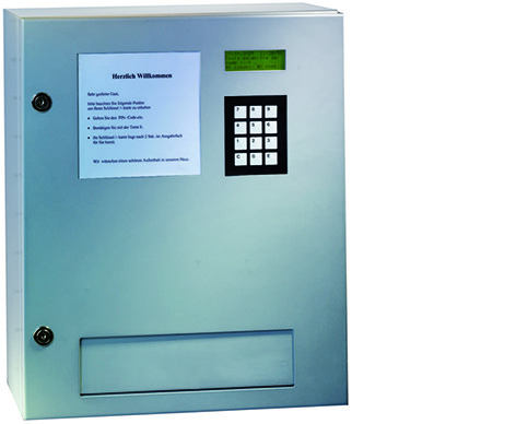 Schlüsselausgabesystem e-Depot