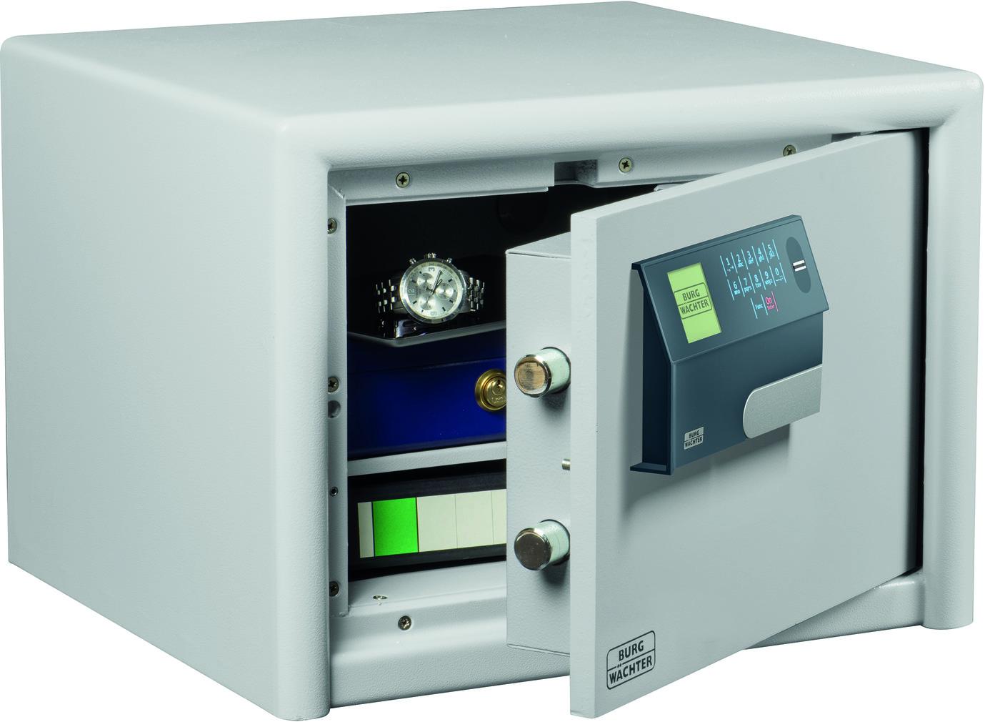 Feuerschutztresor mit Fingerscan Dual-Safe BURG-WÄCHTER