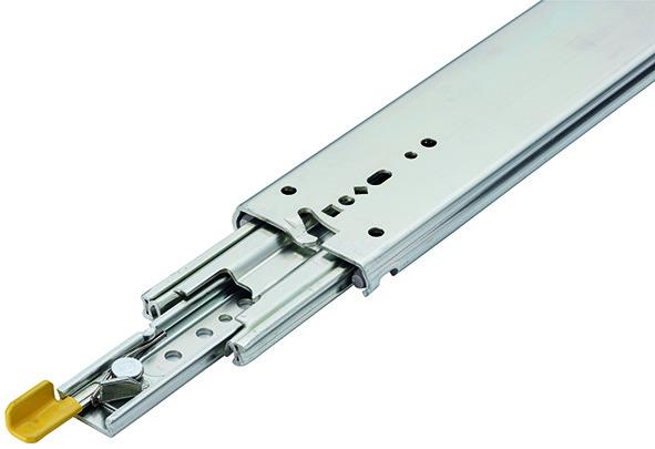 Kugel-Vollauszüge (Schwerlastschiene) ACCURIDE 9308 mit Verriegelung