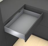 Flexible Schubkasten-Sets BLUM LEGRABOX pure M, oriongrau