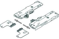 TIP-ON BLUMOTION-Set für LEGRABOX und MOVENTO