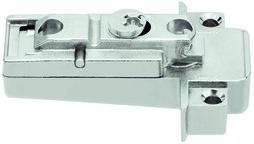 Alu CLIP-Adapterplatte BLUM für Zwischenscharnier AVENTOS HF / SERVO-DRIVE