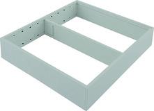 Rahmen für LEGRABOX BLUM AMBIA-LINE 242 für Schubkasten
