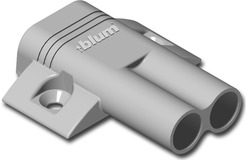 Kreuz-Doppeladapterplatte BLUM