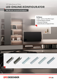 LED Online-Konfigurator Broschüre