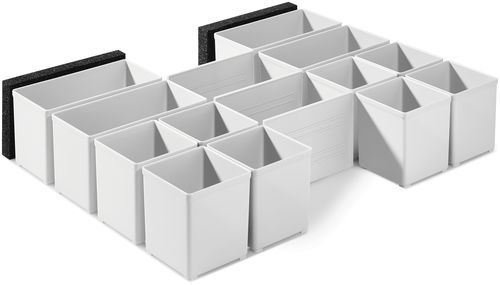 Einsatzboxen Set 60x60/120x71 3xFT FESTOOL 201124