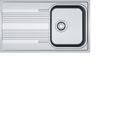 Einlegespülen FRANKE Smart Srx 611 86