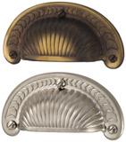 Muschelgriff HAGER Art Déco xx.726