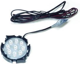 LED Einbauleuchten L&S Emotion MLD 58 12 V (ohne Abdeckring)