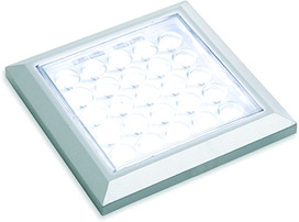 LED Anbauleuchten L&S Emotion Matrix 12 / 24 V