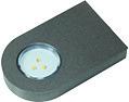 LED Ein-/Anbauleuchte Glaspoint E-motion Light 12 V