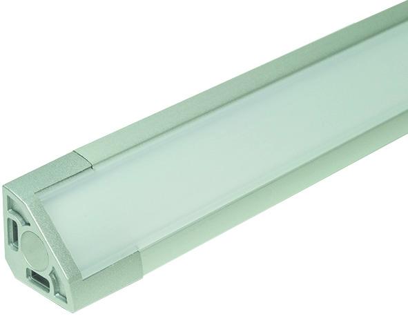 LED Anbauprofile L&S Porto 5 ohne Lichtblende