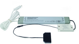 E-Motion Light 1-Kanal LED Funkdimmer Erweiterungs-Set 12/24 V