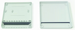 Verteilergehäuse L&S IP 44 für Verteiler 9-fach