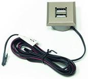 USB Doppelsteckdose 12 V