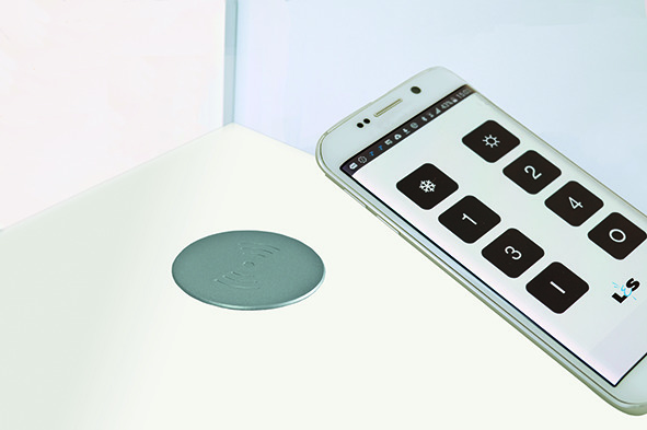 Wireless Charger L&S 12 V