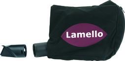 LAMELLO Art. 257530 Stoff-Spänesack + Absaugadapter 36 mm, zu Nutfräsmaschinen