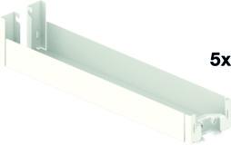 Einhängetablar-Set PEKA Design Liro für Hochschrank Dispensa