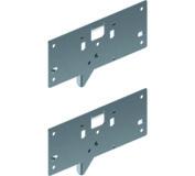 Fronthalter-Set PEKA für Rahmenfront 200/300 Pinello